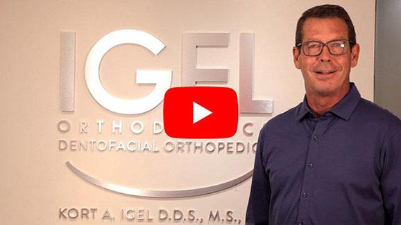 Igel orthodontics video